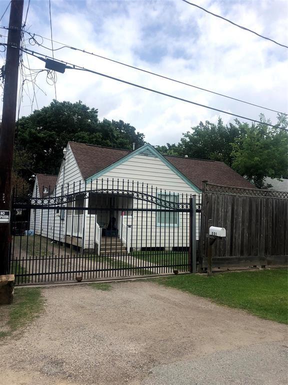 531 Dogwood st Street, Houston, TX 77022 - #: 36588760