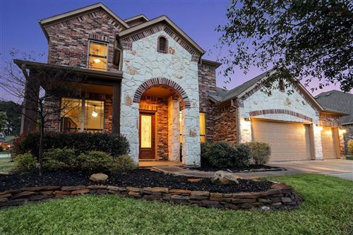 Photo of 15826 Pine Cone Lane, Tomball, TX 77377 (MLS # 74746763)