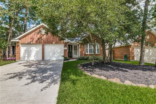 Photo of 15 Mulberry Glen Place, The Woodlands, TX 77382 (MLS # 88356763)