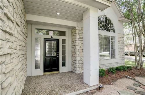 Photo of 6 Treescape Circle, The Woodlands, TX 77381 (MLS # 65670764)