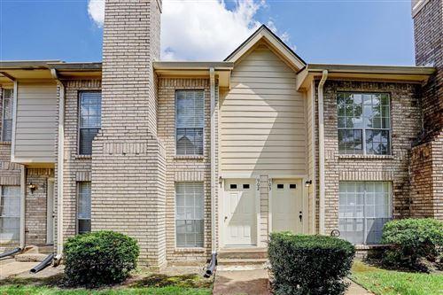 Photo of 7575 Cambridge Street #902, Houston, TX 77054 (MLS # 93371765)