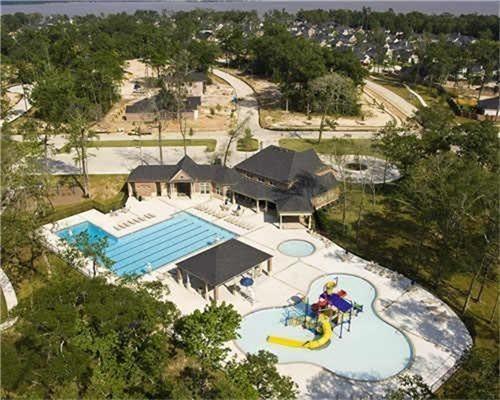 Photo of 16110 Pelican Beach Lane, Houston, TX 77044 (MLS # 11728767)