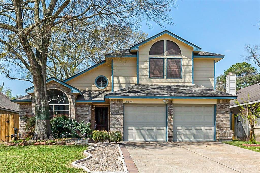 8571 Spring Green Drive, Houston, TX 77095 - MLS#: 89572768