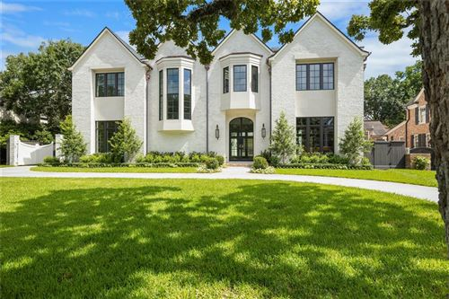 Photo of 2158 Brentwood Drive, Houston, TX 77019 (MLS # 37612769)