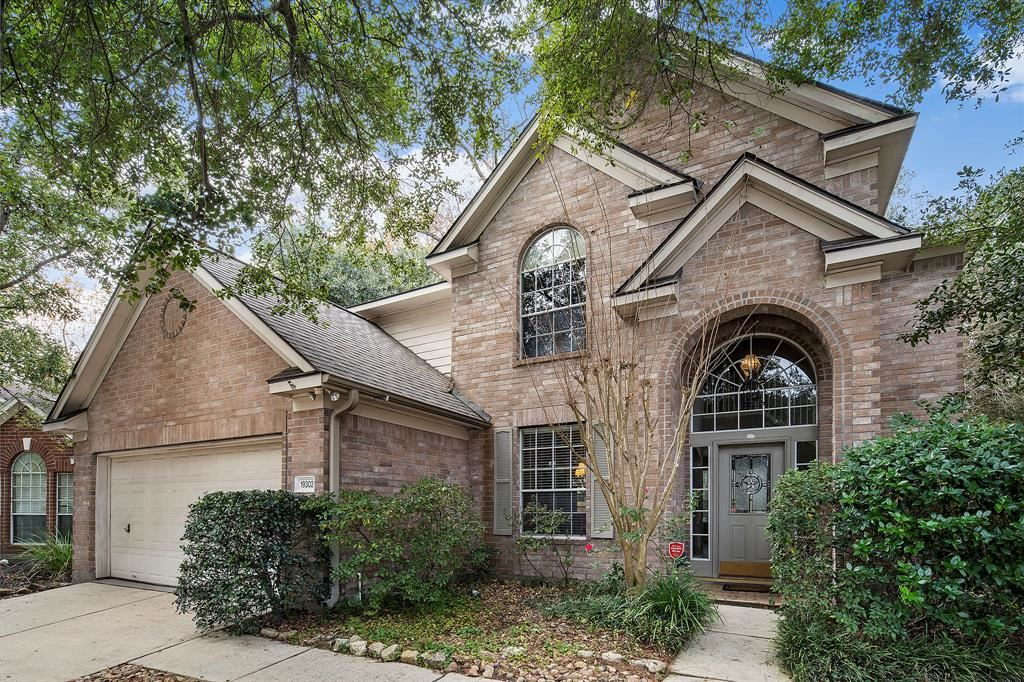 19302 Kristen Oaks Court, Humble, TX 77346 - #: 41392769