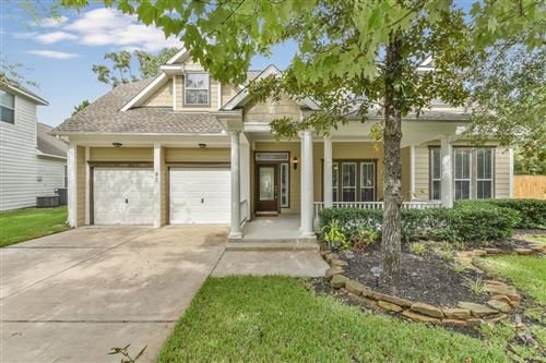Photo of 82 Fledgling Path Street, The Woodlands, TX 77382 (MLS # 13864770)