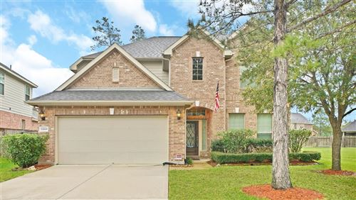 Photo of 12619 Fisher River Lane, Humble, TX 77346 (MLS # 21443774)