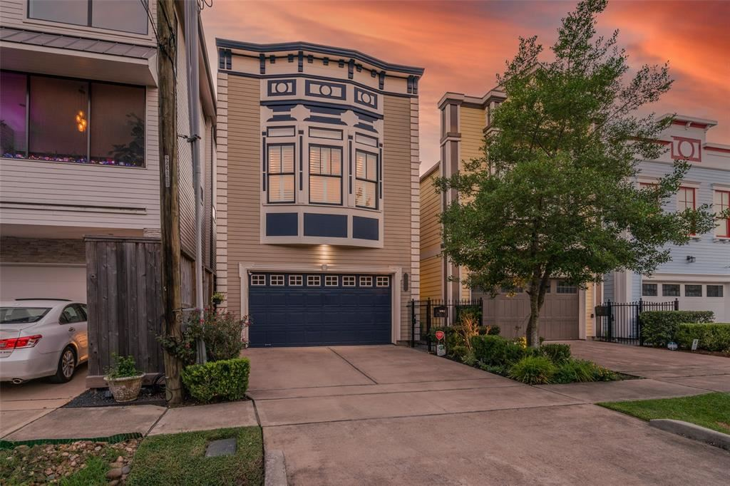 Photo for 1531 Dorothy Street Street #A, Houston, TX 77008 (MLS # 66372776)