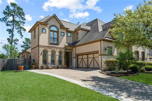 Photo of 22 Knights Crossing Drive, Spring, TX 77382 (MLS # 78572777)