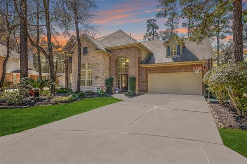 Photo of 6 Eagle Rise Place, The Woodlands, TX 77382 (MLS # 93317778)