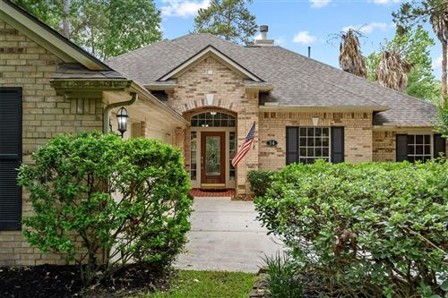 Photo of 34 Dove Trace Circle, The Woodlands, TX 77382 (MLS # 73137780)