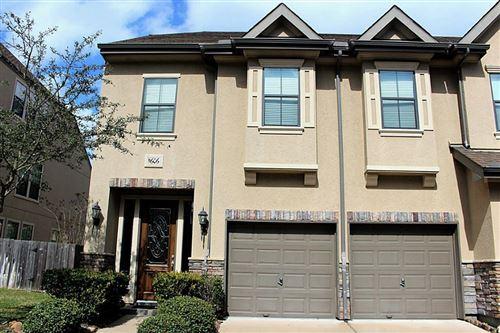 Photo of 11606 Royal Oaks Xin, Houston, TX 77082 (MLS # 85538781)