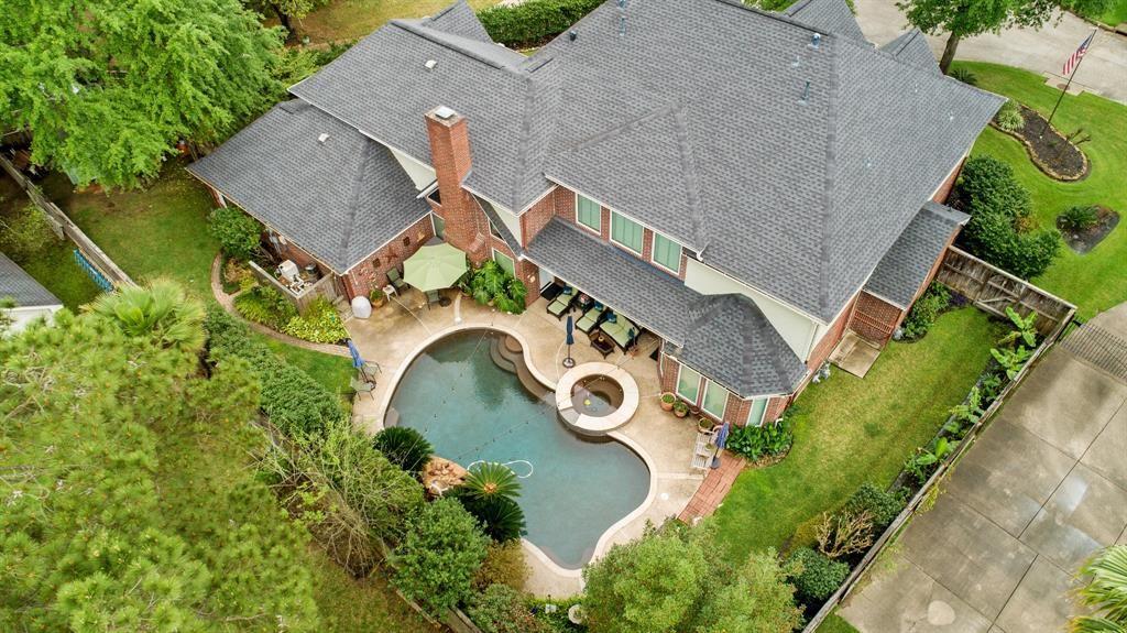 14907 Pine Point Court, Houston, TX 77070 - #: 4373781