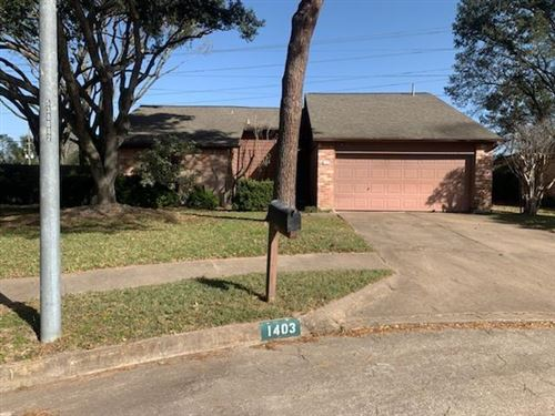 Photo of 1403 Park Wind Drive, Katy, TX 77450 (MLS # 7930782)