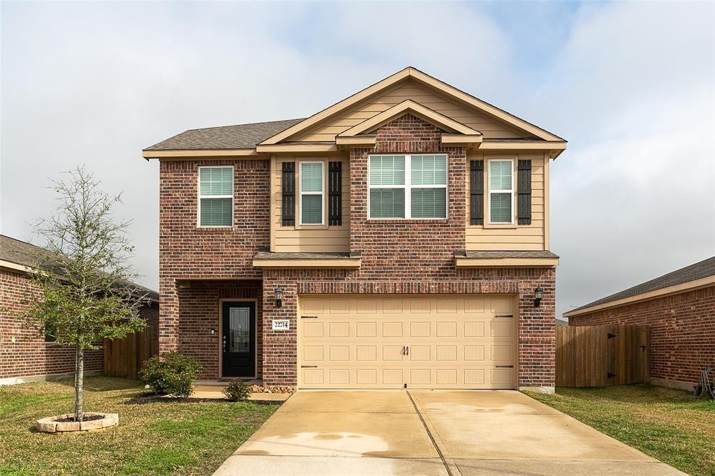 22714 Rustic Brick Avenue, Hockley, TX 77447 - MLS#: 27267782