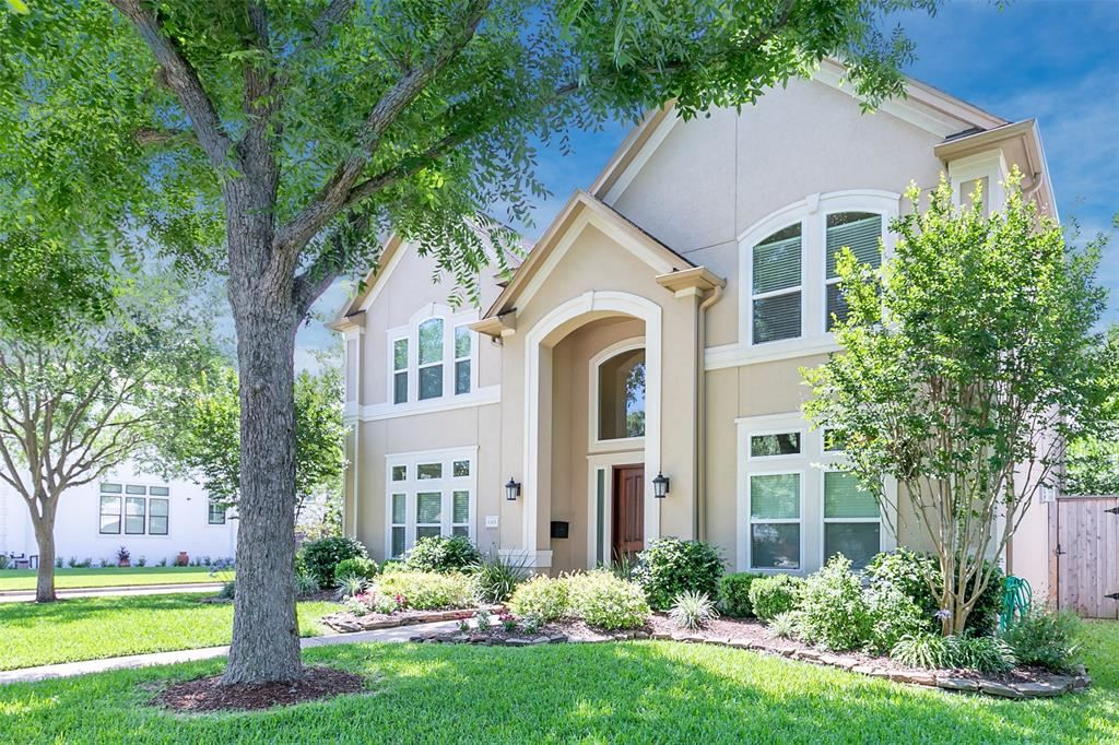 5301 Evergreen Street, Bellaire, TX 77401 - MLS#: 89500784