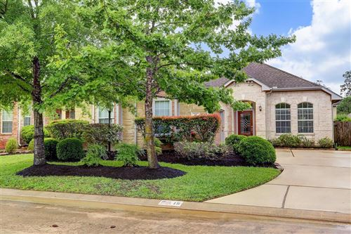Photo of 15 Patina Pines Place, The Woodlands, TX 77381 (MLS # 91525785)