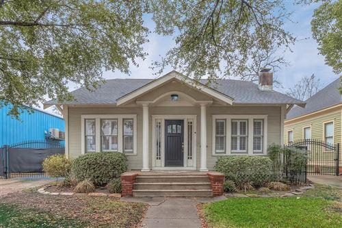 Photo of 1405 Yale Street, Houston, TX 77008 (MLS # 40179786)