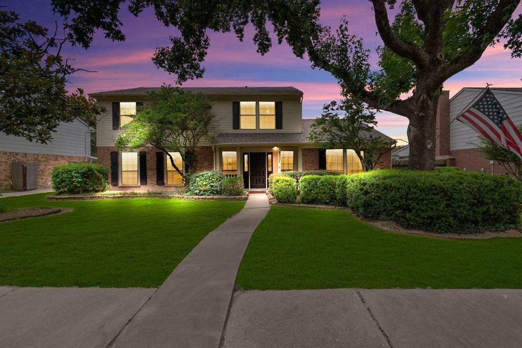 8307 Town Creek Drive, Houston, TX 77095 - #: 4649787