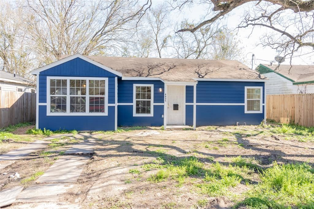 Photo for 6835 Saint Augustine Street, Houston, TX 77021 (MLS # 47849788)