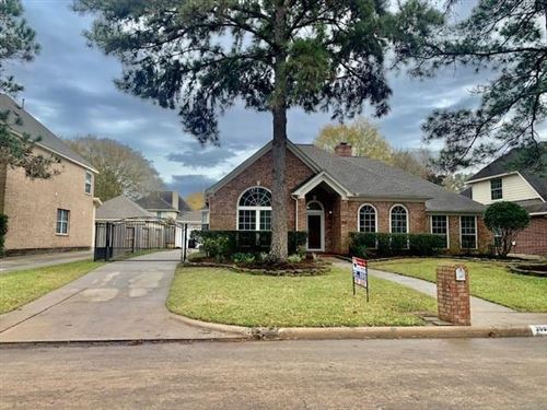 Photo of 3602 Clover Valley Drive, Houston, TX 77345 (MLS # 93410789)