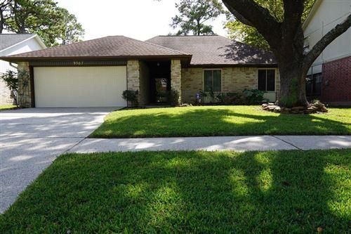 Photo of 9307 Bampton Drive, Spring, TX 77379 (MLS # 60839790)