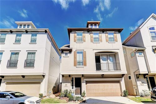 Photo of 2013 Cambridge Heights Place Place, Houston, TX 77045 (MLS # 66206790)