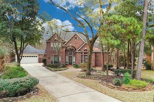 Photo of 14 Rose Petal Place, The Woodlands, TX 77381 (MLS # 8755790)