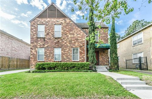 Photo of 403 W Saulnier, Houston, TX 77019 (MLS # 79496791)