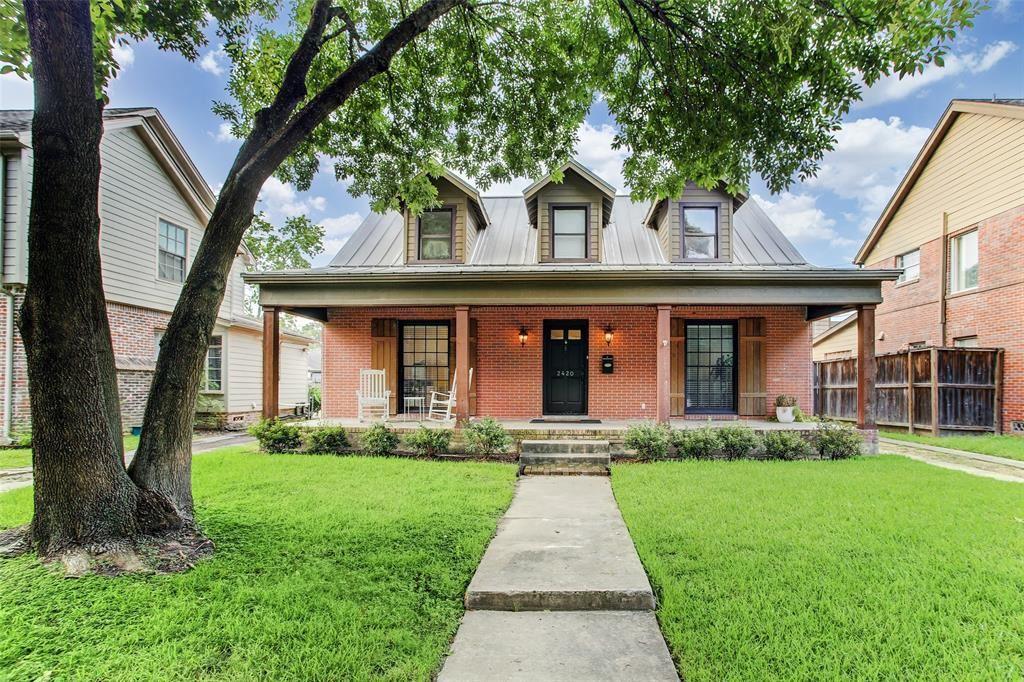 2420 Nottingham Street, Houston, TX 77005 - #: 71782792