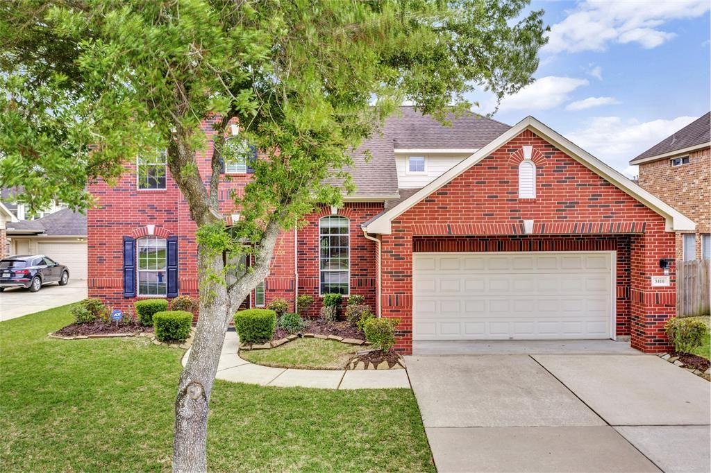 3410 Walden Creek Lane, Pearland, TX 77581 - MLS#: 63071794