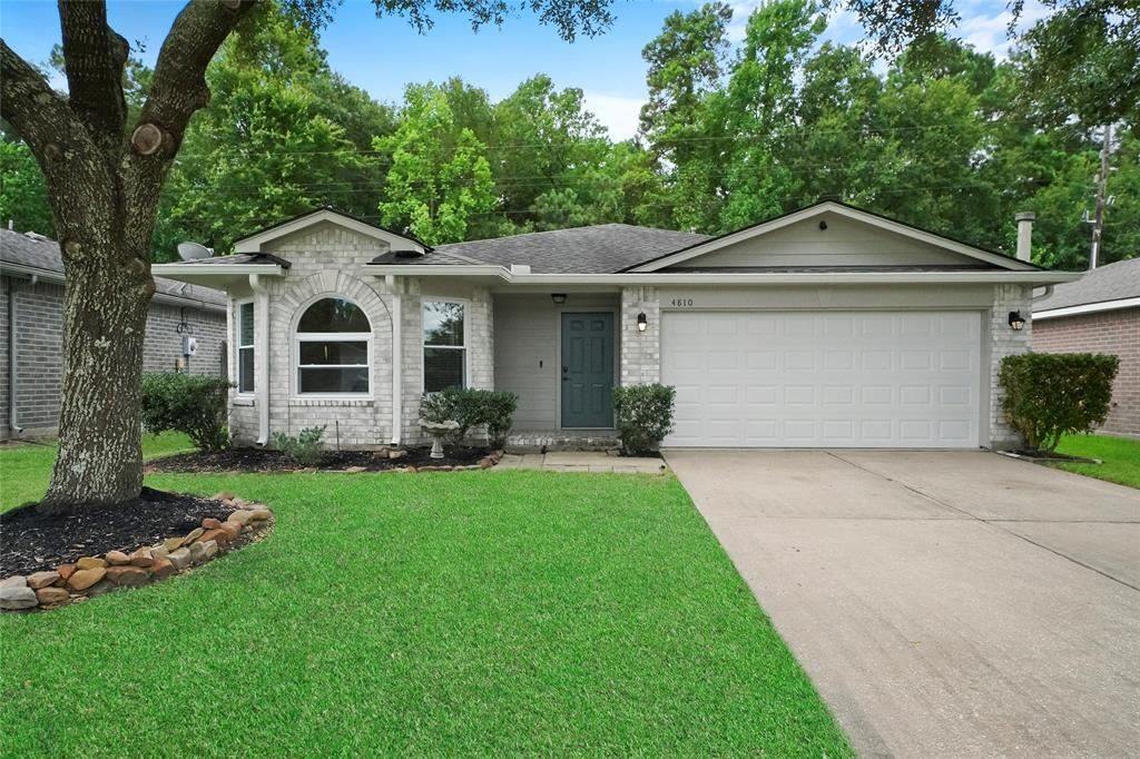 4810 Gypsy Forest Drive, Humble, TX 77346 - #: 58073795