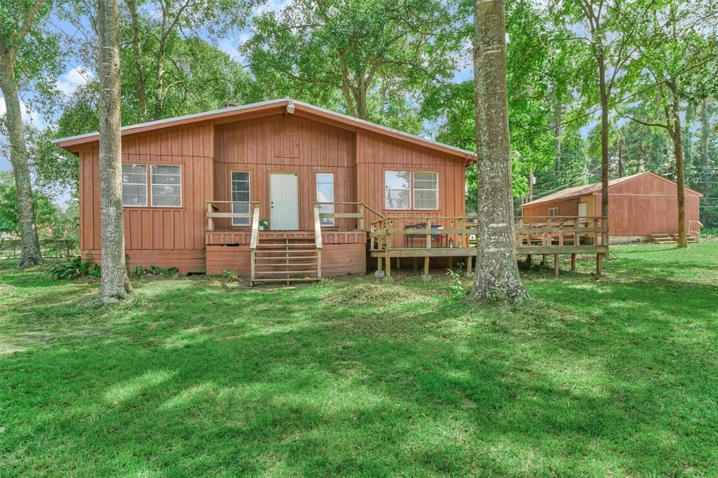 Photo for 903 Commanche Road, Conroe, TX 77316 (MLS # 60071799)