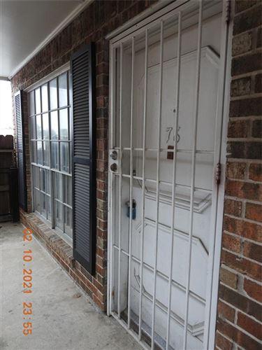 Photo of 6405 Westward Street #76, Houston, TX 77081 (MLS # 81936800)