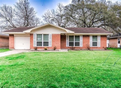 Photo of 518 Pin Oak Street, Alvin, TX 77511 (MLS # 46351802)