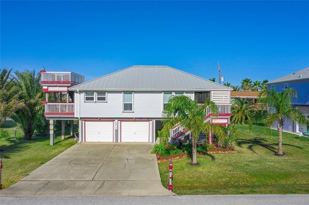 16514 Jean Lafitte Road, Jamaica Beach, TX 77554 - MLS#: 13057802