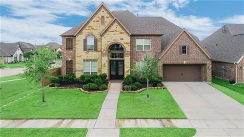 Photo of 12617 Crystal Park Lane, Pearland, TX 77584 (MLS # 91370803)