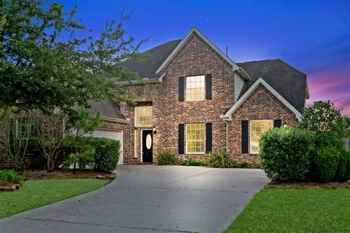 Photo of 27015 Glenfield Hollow Lane, Cypress, TX 77433 (MLS # 25211807)