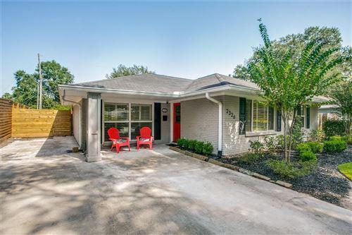 Photo of 2326 Hialeah Drive, Houston, TX 77018 (MLS # 52365809)