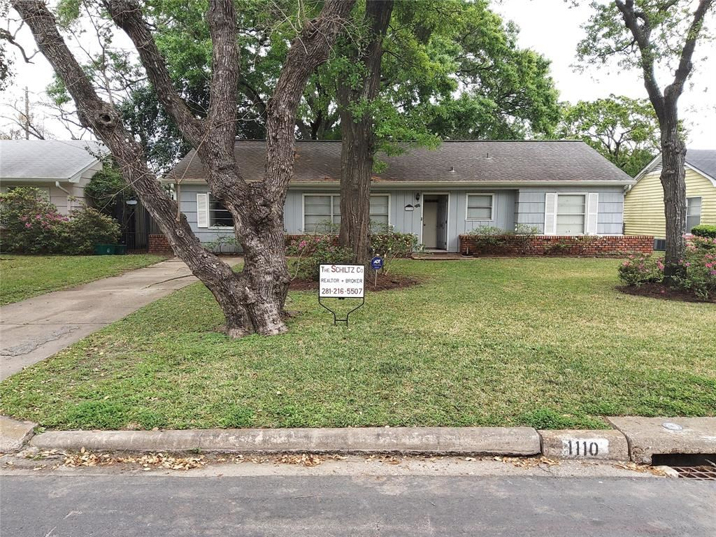 1110 Colonial Street, Bellaire, TX 77401 - #: 61048811