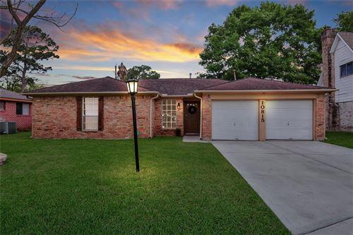 Photo of 10815 Sagecrest Lane, Houston, TX 77089 (MLS # 19972814)