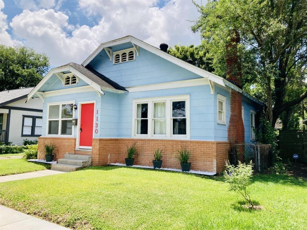 Photo for 1130 Jerome Street, Houston, TX 77009 (MLS # 92980815)