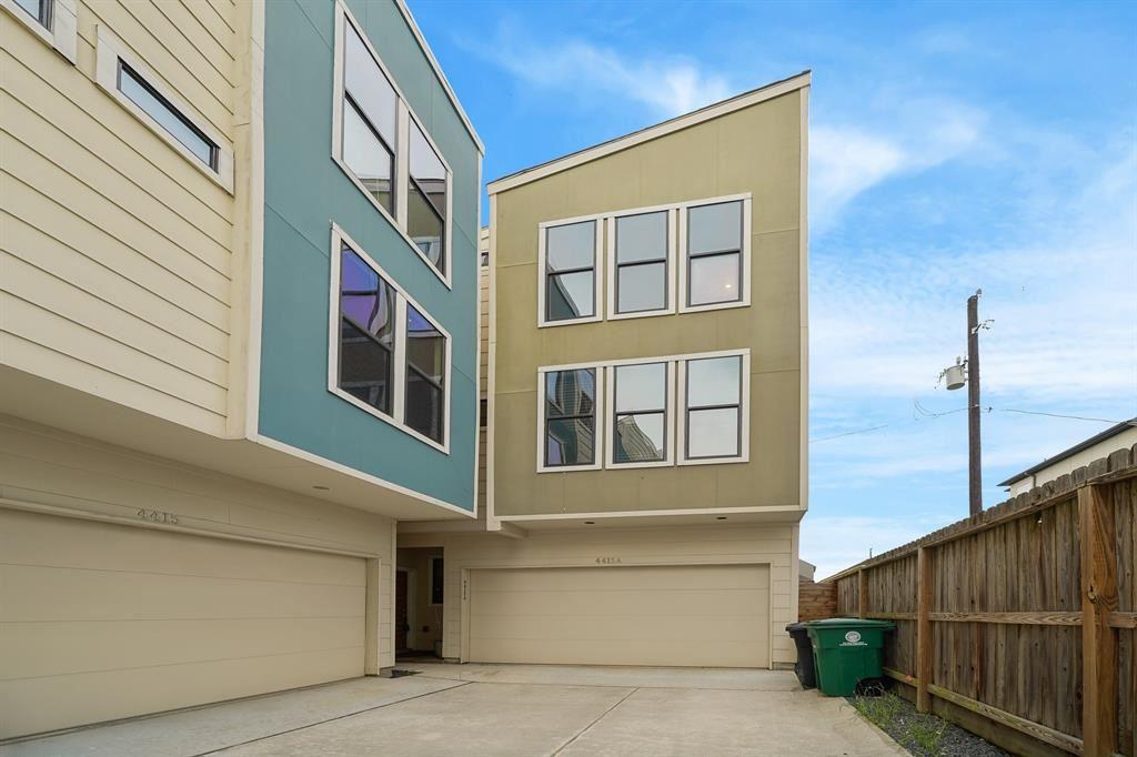 4415 Schuler Street #A, Houston, TX 77007 - MLS#: 40155817