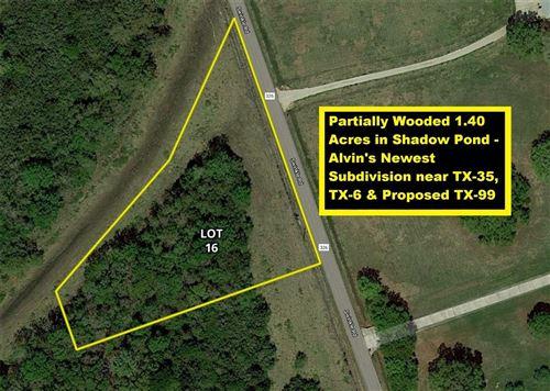 Photo of 3828 County Road 326 Lot 16, Alvin, TX 77511 (MLS # 7649818)