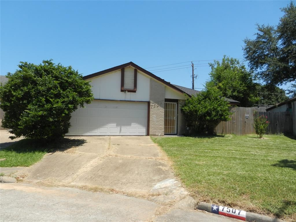 7507 Basil Lane, Houston, TX 77036 - MLS#: 86245818