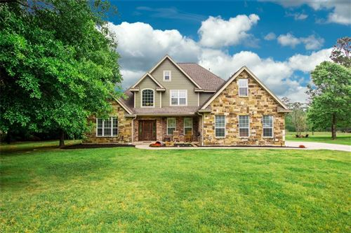 Photo of 5107 E Settlers Bend, Montgomery, TX 77316 (MLS # 72464819)