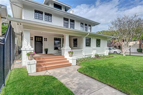 Photo of 802 Kipling Street, Houston, TX 77006 (MLS # 60115823)