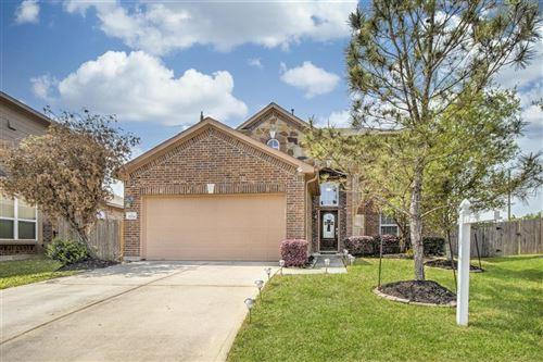 Photo of 9706 Layton Ridge Drive, Humble, TX 77396 (MLS # 9852823)