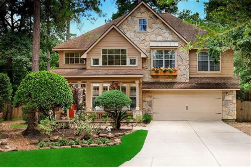 Photo of 2 Legend Hollow Court, The Woodlands, TX 77382 (MLS # 54056825)