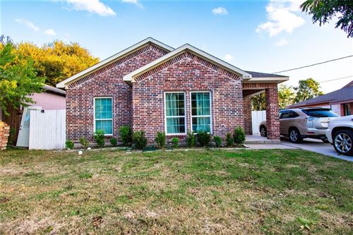 Photo of 1514 Kingsley, Dallas, TX 75216 (MLS # 97097827)